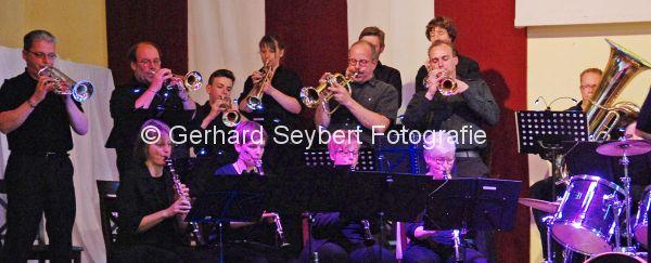 Aldekerk, Frühjahrskonzert des Musikvereins Aldekerk