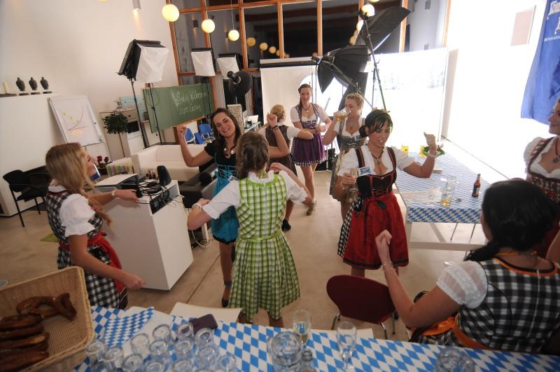 Das Oktoberfestmadl Casting 2014