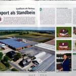 Meine Multicopter unterstützen Unternehmensmarketing und redaktionelle Berichterstattung in der Rheinischen Post