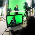 Studioproduktion beim Medien & Presse Service Gerhard Seybert im Medienhaus-Niederrhein