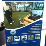Rollup 1200×2000 für Golfanlage Schloss Haag fertig