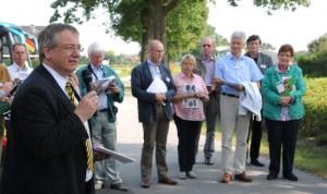 Wetten Ehrenmal Krautpasch Dorfwettbewerb