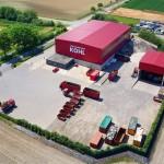 Internetfotografie und Luftbilder für KOHL Containerdienst GmbH