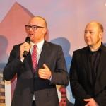 Film- und Fotoproduktion auf der Touristikmesse Niederrhein in Kalkar mit WDR Moderator Stefan Pinnow